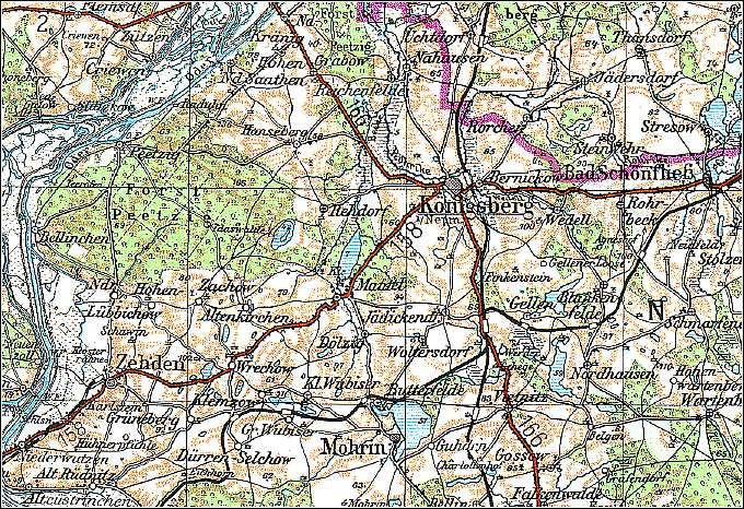 khd research | Neumark    Karten aus anderen Kreisen 2